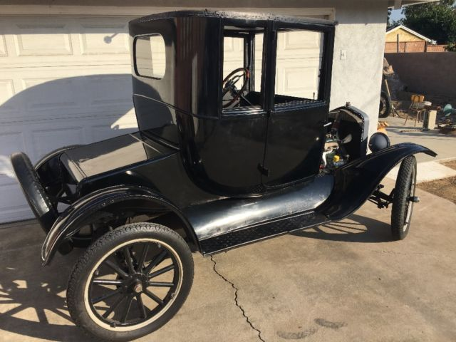 1923 ford model t service manual