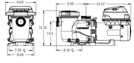 hayward maxflo vs model sp23520vsp manual