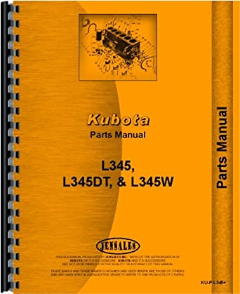 kubota l345dt service manual free download
