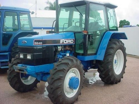 ford 7840 manual free download